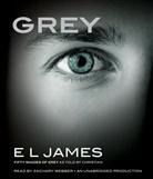 E L James, E. L. James, Zachary Webber, Zachary Webber - Grey (Audio book)