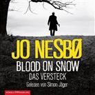 Jo Nesbo, Jo Nesbø, Simon Jäger - Blood on Snow - Das Versteck, 5 Audio-CD (Hörbuch)