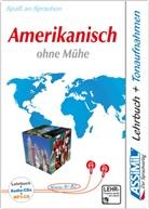 David Applefield, Assimil Gmbh, ASSiMi GmbH - Amerikanisch : super pack : niveau A1-B2