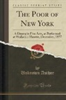 Unknown Author - The Poor of New York