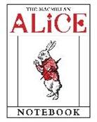 Lewis Carroll, Sir John Tenniel, Sir John Tenniel - Macmillan Alice: White Rabbit Notebook