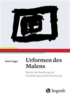 Bettina Egger - Urformen des Malens