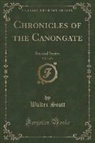 Walter Scott - Chronicles of the Canongate, Vol. 3 of 3