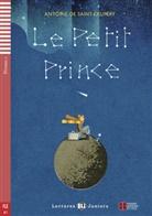 Antoine de Saint-Exupéry - Le petit prince, m. Audio-CD