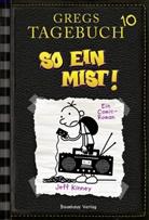 Jeff Kinney, Jeff Kinney - Gregs Tagebuch - So ein Mist!
