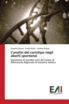 Carmela Ardisia, Emili Donti, Emilio Donti, Rossell Falcone, Rossella Falcone - L'analisi del cariotipo negli aborti spontanei