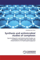 Ali Mohammed Yimer - Synthesis and antimicrobial studies of complexes
