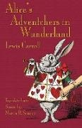 Lewis Carroll, John Tenniel - Alice's Adventchers in Wunderland - Alice's Adventures in Wonderland in Scouse