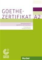 Dori Hennemann, Karamich, Michael Perlmann-Balme, Michaela Perlmann-Balme - Goethe-Zertifikat A2 - Prüfungsziele, Testbeschreibung