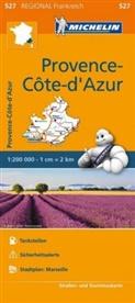 MICHELI, Michelin - Michelin Karte Provence, Côte d' Azur. Provence-Alpes, Côtes d' Azur
