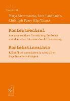 Marja Järventausta, Liis Laukkanen, Liisa Laukkanen, Christoph Parry - Kontextwechsel / Kontekstinvaihto