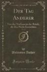 Unknown Author - Der Tag Anderer, Vol. 12