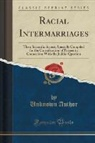 Unknown Author - Racial Intermarriages