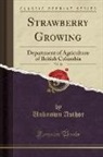 Unknown Author - Strawberry Growing, Vol. 21