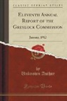 Unknown Author - Eleventh Annual Report of the Greylock Commission