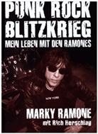 Rich Herschlag, Mark Ramone, Marky Ramone - Punk Rock Blitzkrieg