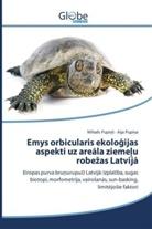 Aija Pupi a, Mihails Pupi s, Aija Pupina, Mihails Pupins - Emys orbicularis ekolo ijas aspekti uz are la zieme u robezas Latvij