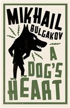 Mikhail Bulgakov, Mikhail Afanasevich Bulgakov, Michail Bulgakow - Dog's Heart