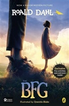 Quentin Blake, Roald Dahl, Quentin Blake - The BFG