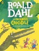 Quentin Blake, Roald Dahl, Dahl Roald, Quentin Blake - The Enormous Crocodile