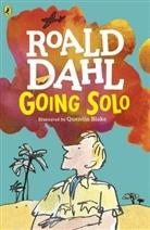 Quentin Blake, Roald Dahl, Quentin Blake - Going Solo