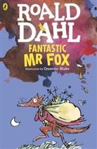 Quentin Blake, Roald Dahl, Quentin Blake - Fantastic Mr Fox