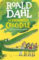 Quentin Blake, Roald Dahl, Quentin Blake, Roald Dahl - The Enormous Crocodile