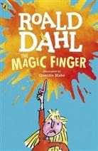 Quentin Blake, Roald Dahl, Quentin Blake - Magic Finger