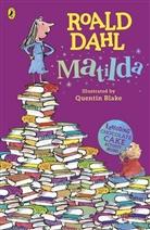 Quentin Blake, Roald Dahl, Quentin Blake - Matilda