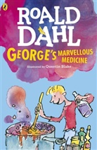 Quentin Blake, Roald Dahl, Quentin Blake - George's Marvellous Medicine