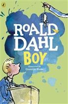 Quentin Blake, Roald Dahl, Quentin Blake - Boy