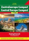 Freytag-Berndt und Artaria KG, Freytag-Bernd und Artaria KG - Freytag & Berndt Atlas Zentraleuropa Compact, Autoatlas 1:700.000. Central Europe Compact Road Atlas