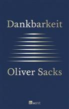 Oliver Sacks, Bill Hayes - Dankbarkeit