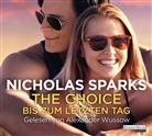 Nicholas Sparks, Alexander Wussow - Bis zum letzten Tag, 6 Audio-CDs (Hörbuch)