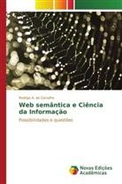 Rodrigo A. de Carvalho - Web semântica e Ciência da Informação