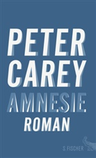 Peter Carey - Amnesie