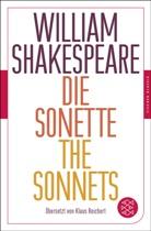 William Shakespeare - Die Sonette. The Sonnets