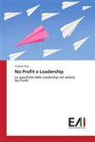 Cristina Cirio - No Profit e Leadership