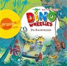Matthias Weinert, Corinna Dorenkamp, Andreas Fröhlich, Matthias Weinert - Dino Wheelies - Die Baumfresser, 1 Audio-CD (Hörbuch)