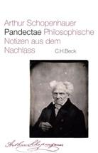Arthur Schopenhauer, Ank Brumloop, Manfred Wagner, Ernst Ziegler - Pandectae