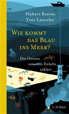 Yves Lancelot, Huber Reeves, Hubert Reeves - Wie kommt das Blau ins Meer?