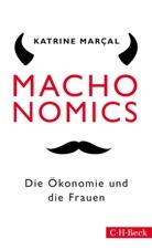 Katrine Marcal, Katrine Marçal - Machonomics