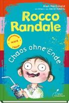Alan MacDonald, David Roberts - Rocco Randale - Chaos ohne Ende