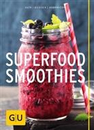 Ma Dobrovicova, Martina Dobrovicova, Christia Guth, Christian Guth, Burkhard Hickisch - Superfood-Smoothies