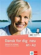 Else-Maria Christensen, Ink Hach-Rathjens - Dansk for dig - neu: Übungsbuch mit MP3s als Download