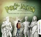 Rick Riordan, Marius Clarén - Percy Jackson erzählt: Griechische Göttersagen, 6 Audio-CDs (Hörbuch)
