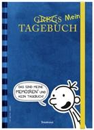 Jeff Kinney - Gregs (Mein) Tagebuch (blau)