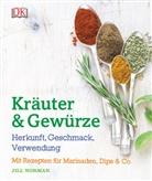 Jill Norman - Kräuter & Gewürze: Herkunft, Geschmack, Verwendung