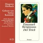 Emanuel Bergmann, Stefan Kaminski - Der Trick, 8 Audio-CD (Hörbuch)