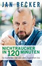 Ja Becker, Jan Becker, Christiane Stella Bongertz - Nichtraucher in 120 Minuten